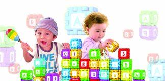 đồ chơi thiết kế thông minh cho bé
