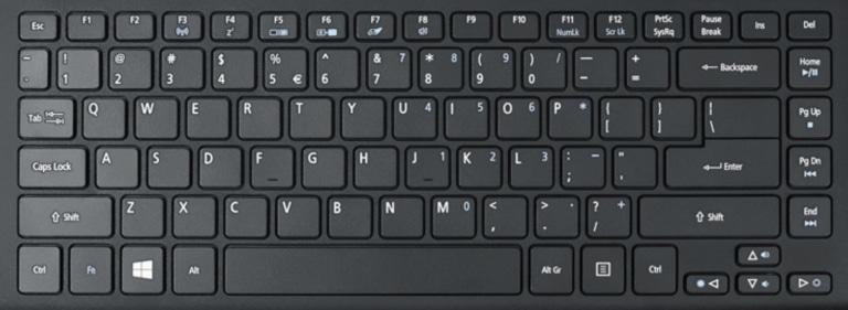 Cách Xử Lý Bàn Phím Laptop Bị Khóa-Đơn Giản Ai Cũng Làm Được