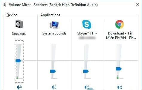 máy tính laptop không nhận tai nghe vinetshop