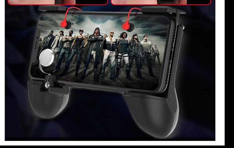 những loại tay cầm hỗ trợ chơi game pubg mobile 0