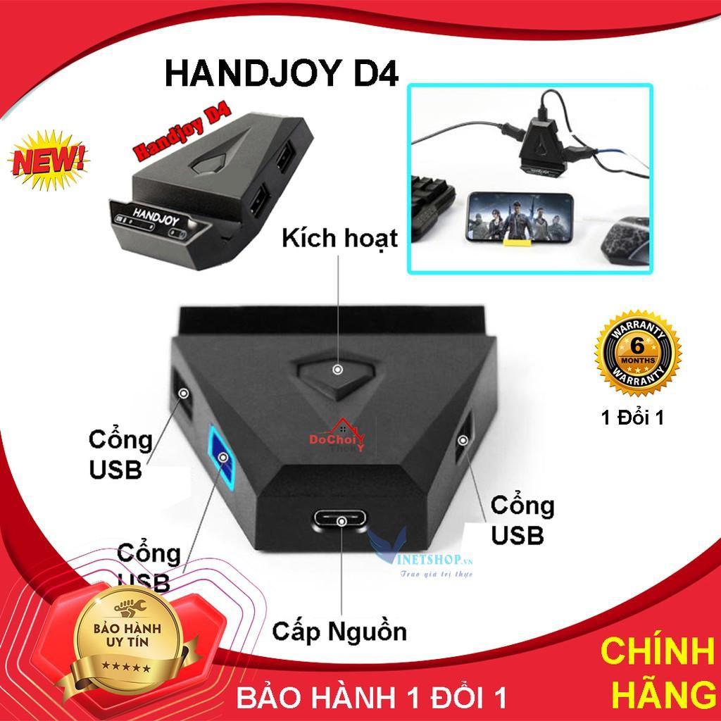 Bộ Chuyển Đổi Bàn Phím Và Chuột Handjoy D4