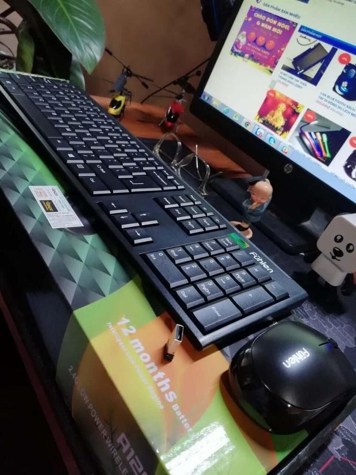 bộ bàn phím chuột 6