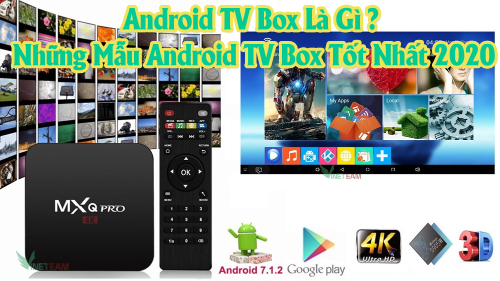android tivi box