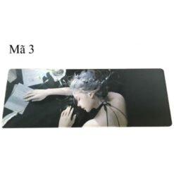 Miếng Lót Chuột Cỡ Lớn (80 x 30 cm) -Chuyên Dùng Cho Game Thủ