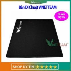 Miếng Lót Chuột Vinetteam - Bàn di chuột Pad Chuột Chữ Nhật 21,5 x 17,5 cm - Hàng chính hãng