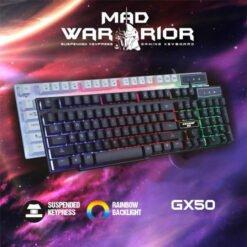 Bàn phím giả cơ Eweadn GX50 (USB, Có dây)