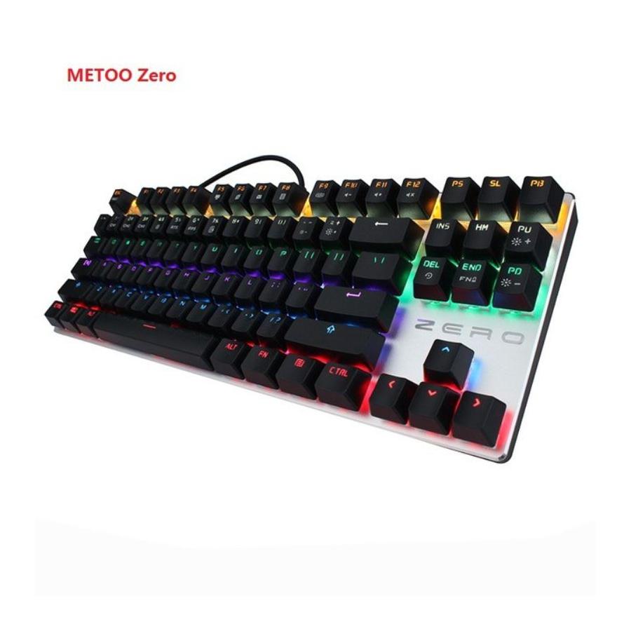 Bàn phím cơ Zero Metoo TKL 87 phím