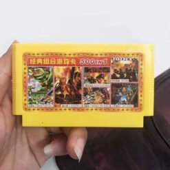 Băng game điện tử 4 nút 500 Game không trùng SNES