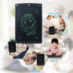 Bảng viết tự xoá thông minh LCD màn hình 8.5 inch