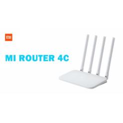 Thiết Bị Kích Sóng Kiêm Router Wifi Xiaomi gen 4C 4 Anten