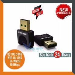 Bộ Thu Sóng Wifi LB-Link BL-WN351 300Mbps