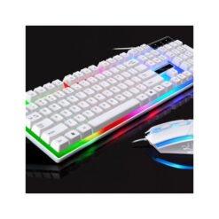 Bộ Bàn Phím Và Chuột G21 Chuyên Game LED 7 Màu