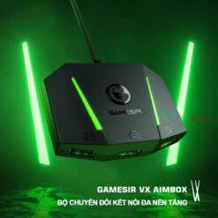 Bộ chuyển đổi GameSir VX AimBox - Hỗ trợ Console PS4/PS5/Xbox One/XboxX/S/Nintendo Switch