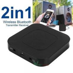 Bộ Thu Phát Bluetooth 5.0 BT-13 Kết Nối 2 Trong 1 [2021]
