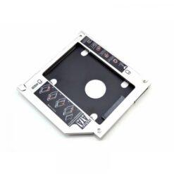 Caddy Bay SATA 3.0 9.5mm gắn thêm ổ cứng cho Laptop [ vỏ nhựa ]