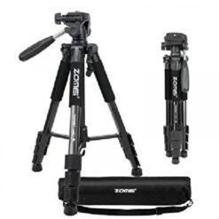Tripod ZOMEI Q111 cho chân máy ảnh SLR hợp kim nhôm