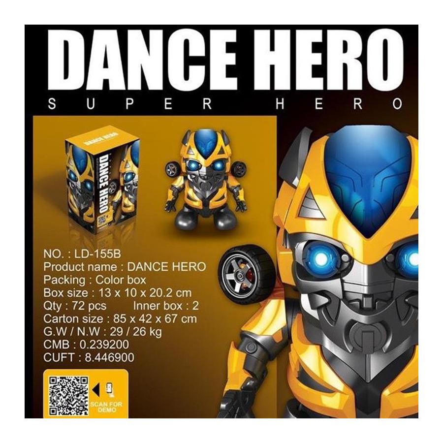 dance hero 5