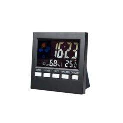 Đồng hồ đo Nhiệt độ Độ ẩm, Báo thức 2159T