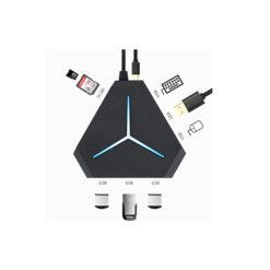 Bộ Chia USB 6 Cổng Dài 1m