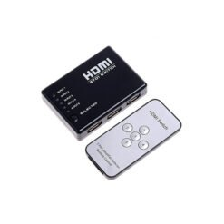 Bộ gộp HDMI 5 cổng vào 1 cổng ra có điều khiển