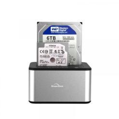 Dock cắm ổ cứng Blueendless HD07A USB3.0 ✔ Đế ổ cứng loại 2 khe cắm: 3.5