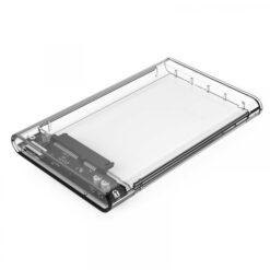 HDD Box 2.5 inch Orico 2139U3 3.0 -  Thiết kế trong suốt