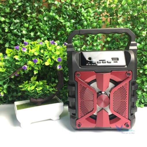 Loa Kẹo Kéo Karaoke Bluetooth Mini LM S408