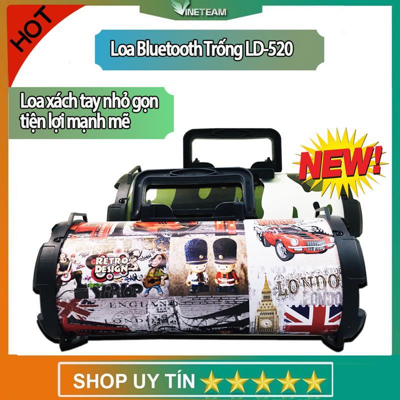 loa bluetooth xách tay LD 520