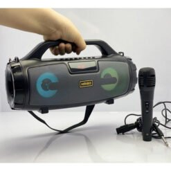 Loa karaoke Bluetooth xách tay Kimiso KM-S3 (Kèm Micro)