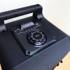 Loa Kéo karaoke Famsoon A8 - 10 Tặng 1 Mic Cầm Tay có Dây cao cấp