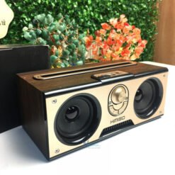 Loa Bluetooth Kimiso KM-7 Âm Thanh Ấm, Thiết Kế Sang Trọng