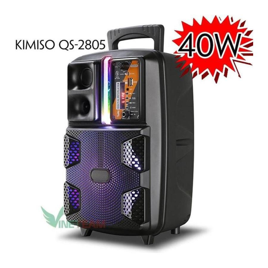 Loa Bluetooth Kimiso QS-2805