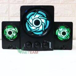 Loa vi tính bluetooth gaming Bass siêu trầm SADA D-209 (Có Buetooth)