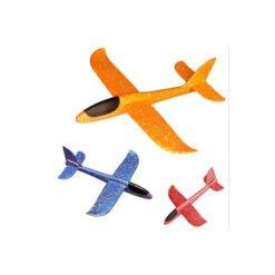 Máy bay xốp loại lớn màu ngẫu nhiên