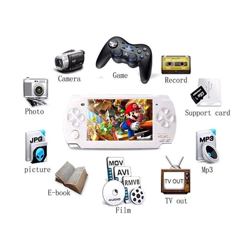 máy chơi game cầm tay X6
