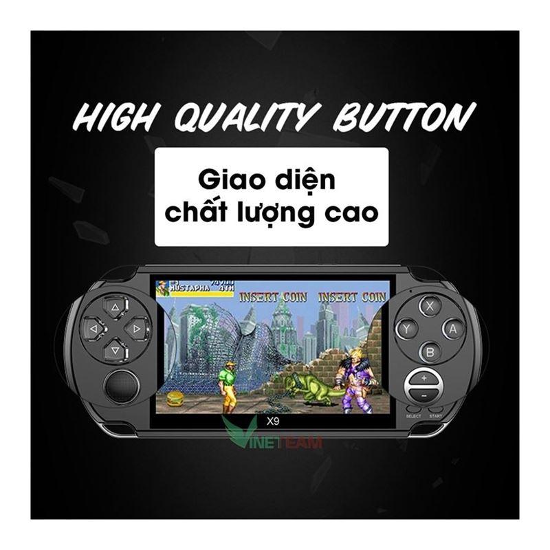 Máy chơi game cầm tay X9