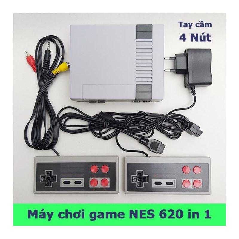máy chơi game 4 nút cổng HDMI