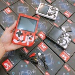 Máy chơi game cầm tay Sup Game Box 400 in 1