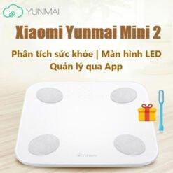 Cân điện tử thông minh Xiaomi Yunmai mini 2