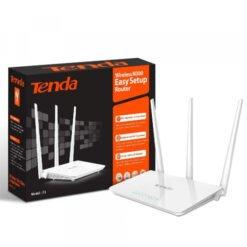 Bộ Phát Sóng Wifi Router Chuẩn N 300Mbps Tenda F3