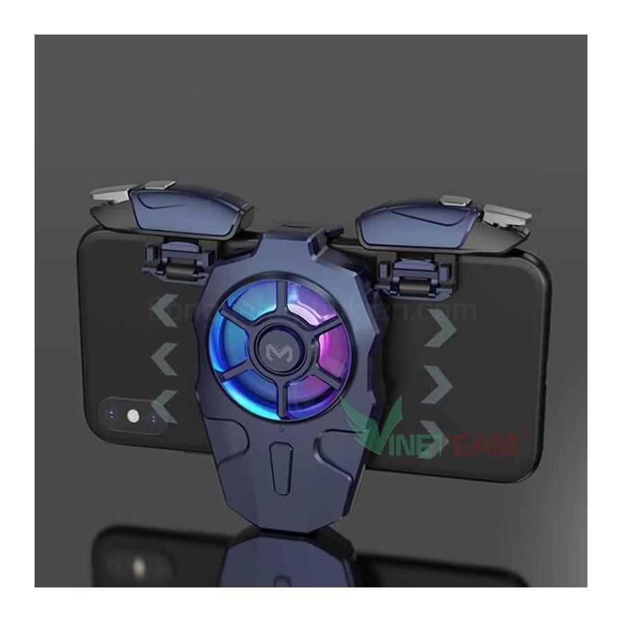 Nút bấm autotap kèm quạt tản nhiệt MEMO AK03