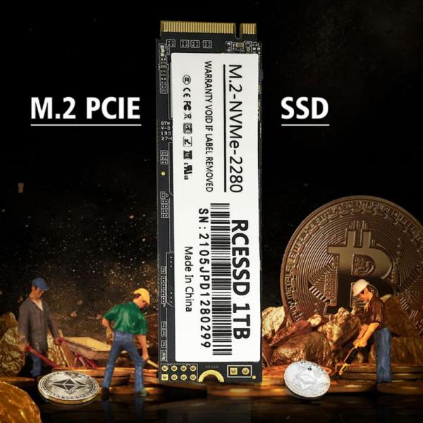 Ổ cứng SSD M.2 -NVMe - Ổ Cứng SSD 1tbCho Laptop