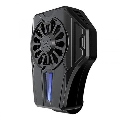 Quạt tản nhiệt gaming Memo DL01 cho điện thoại, tản nhiệt sò lạnh siêu mát