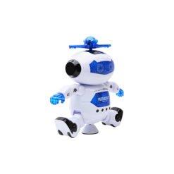 Robot Biết Nhảy Và Hát Xoay 360 Độ