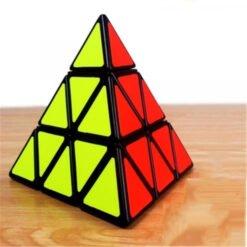 Rubik Tam Giác Giá Rẻ, Bền Đẹp - Rubik Kim Tự Tháp (có logo)
