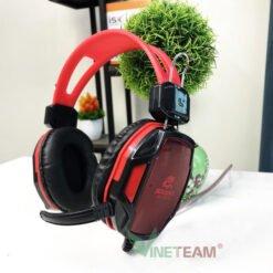 Tai nghe chụp tai kèm mic chuyên game JEQUANG JH-818 Cho Máy Tính Và Điện Thoại