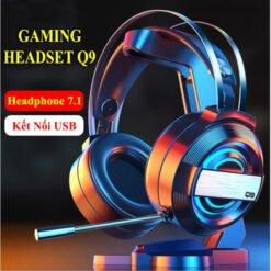Tai Nghe Gaming Q9 Có Micro