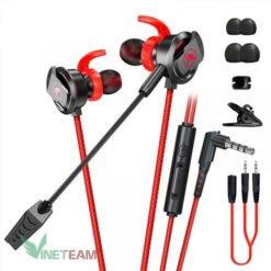 Tai nghe gaming XMOWI RX3 2 mic đàm thoại khử ồn cực tốt