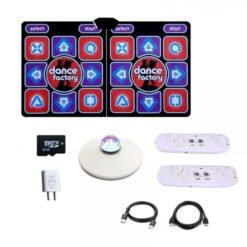Thảm Nhảy Audition Không Dây Kết Nối Tivi Cổng HDMI Có Sẵn Thẻ Game [Bản Tiếng Anh]