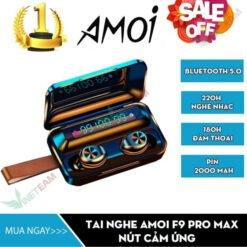 Tai Nghe Bluetooth Amoi F9 Pro Max